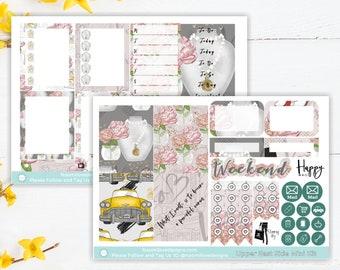 Upper Eastside Mini Kit | Sticker | ECLP