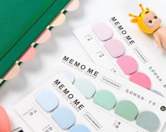 cute sticky notes etsy
