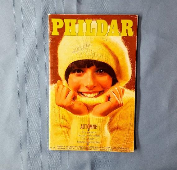 Phildar Pattern Book Phildar Knitting Patterns Automne No 19