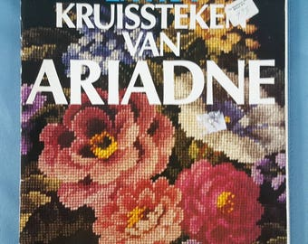 Ariadne Needlepoint Magazine, Extra Kruissteken Van Ariadne