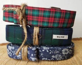 Dog Leash / Add Matching Leash / Pretty Leash / Fabric Leash / Dog Lead / Matching Leash / Cute Leash / Leash Accessory / You Pick Pattern