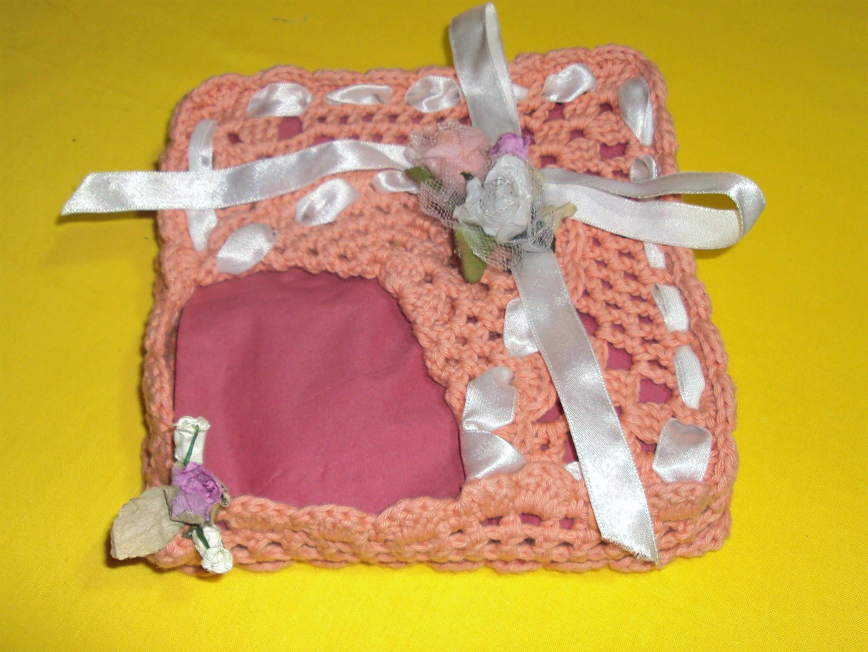 porte serviettes de table original fait main au crochet etsy. Black Bedroom Furniture Sets. Home Design Ideas