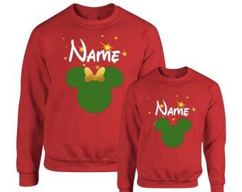 christmas disney sweaters minnie christmas sweater mickey christmas sweaters