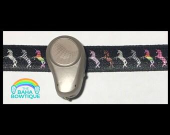 Unicorn - DIY or softband for Baha Ponto Adhear (Connector sold separately)