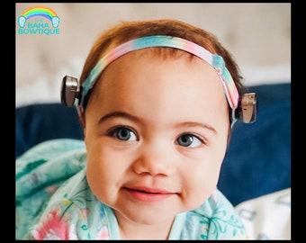 Pastel Rainbow - DIY or Softband for Baha Ponto Adhear (Connector sold separately)