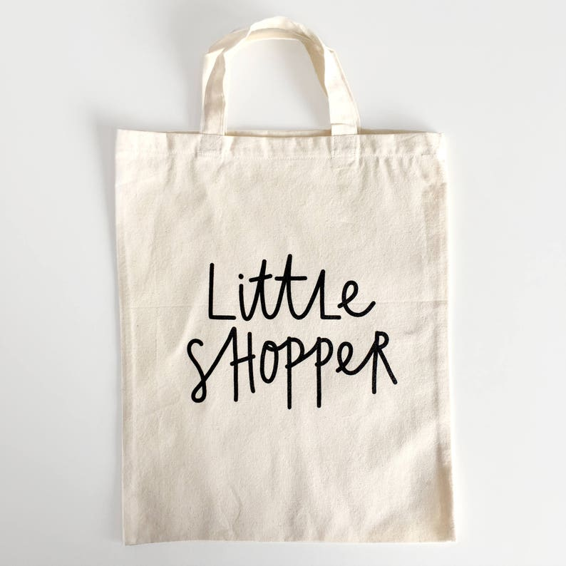50029d9f798c6 Children's Tote Bag | Little Shopper | Pretend Play