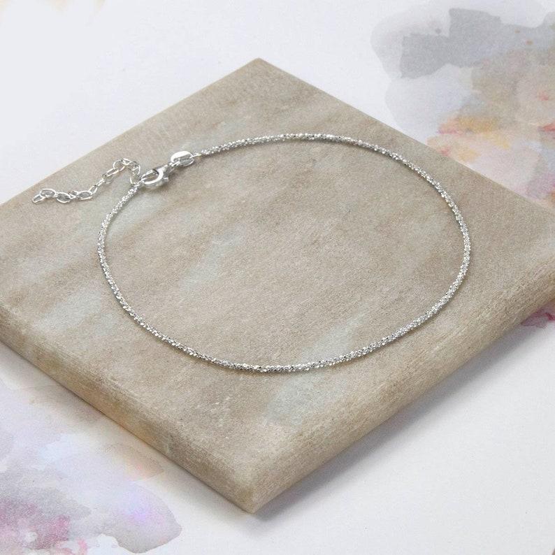 Sterling Silver Margarita Bracelet