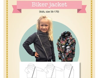 Biker jacket 56-170 (Physical)