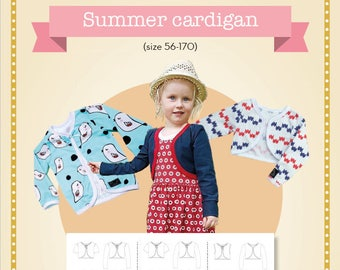 Summer cardigans size 56-170 (Physical)