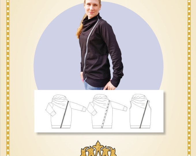 Biker jackets woman Printed pattern