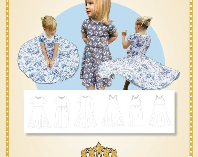 No limit dress Printed pattern