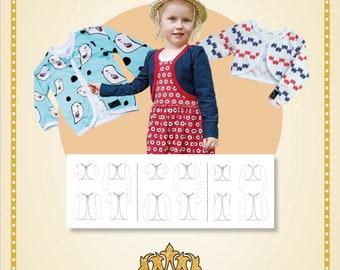 Cardigans Printed pattern