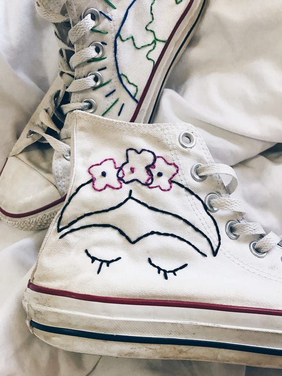7b5be9bbd230 ... not included wedding shoes hand embroidered sneakers a5c0e a7bbe  new  zealand custom embroidered converse etsy 32aac e3c68
