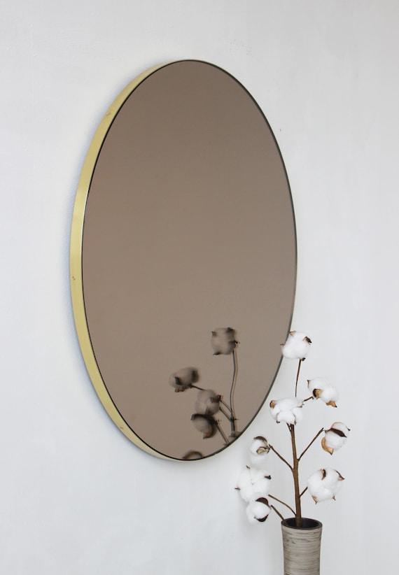 40cm BRONZO SOLE in metallo Wall Art Finitura Bronzo Decorazione Giardino Esterni