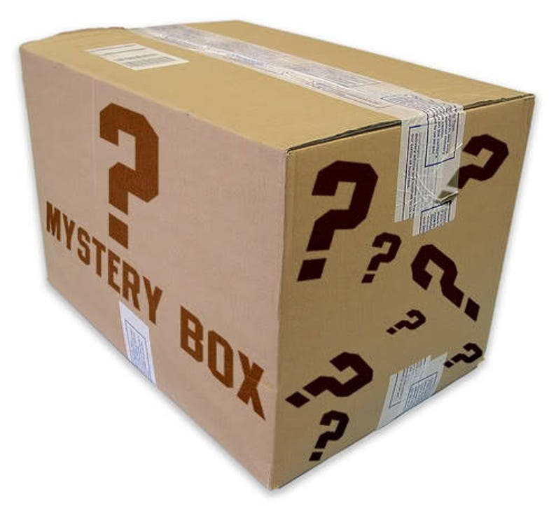 Mystery Box Of Saltwater Fishing Lures - Great Gift - 60 Value