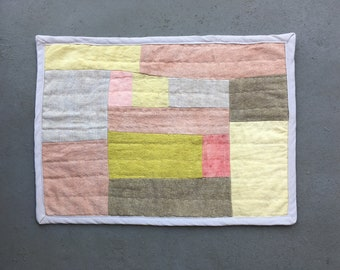 Mini quilt / Place mat / Wall hanging /