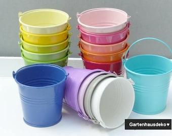 Metal Bucket *Color* S