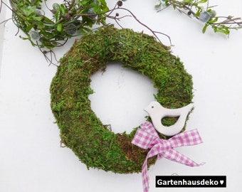 Moss wreath versch. Sizes