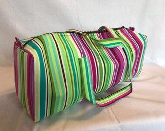 Bowl 12cm x 10cm Pearly or Signature Box Leafy Bowl KnitPro Wooden Yarn Box