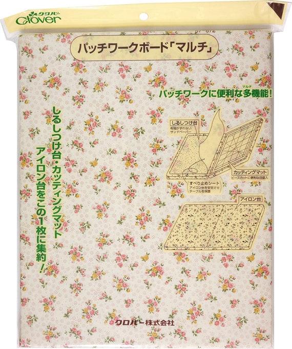 Quilters Cutting Mat Ironing Board Anti Skid /& Pattern Marking Sheet Flowers