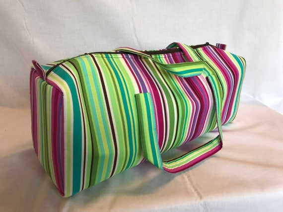Luxury Knitting Bag Craft Bag Gift Hobby Sewing Yarn Beige Cats Kittens Design