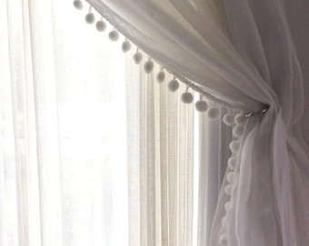 Bedroom curtains | Etsy