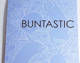 BUNTASTIC Illustration Zine