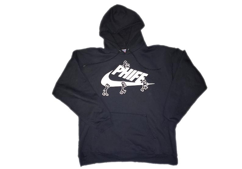 7ef435d978ab8 Phife RIP Tribe Called Quest hip hop rap 90s old school music black  exclusive hoodie