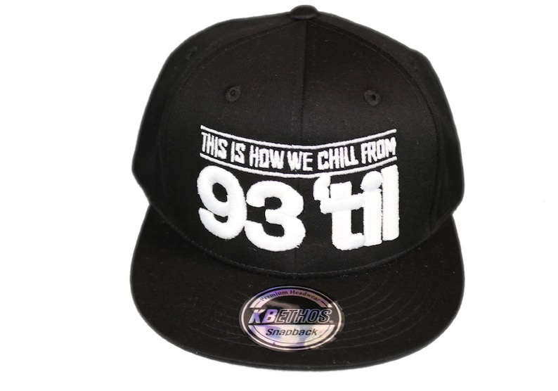Souls of Mischief hip hop west coast old school music hat cap love black  culture snapback