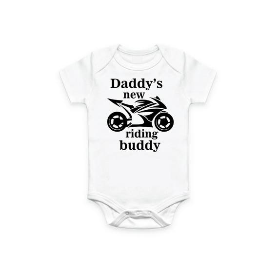 Daddy/'s New Riding Buddy