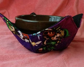 Zelda Majora's Mask Bowl Cozy