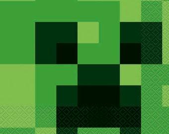 Minecraft gift   Etsy