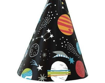 Outer Space Hats Etsy