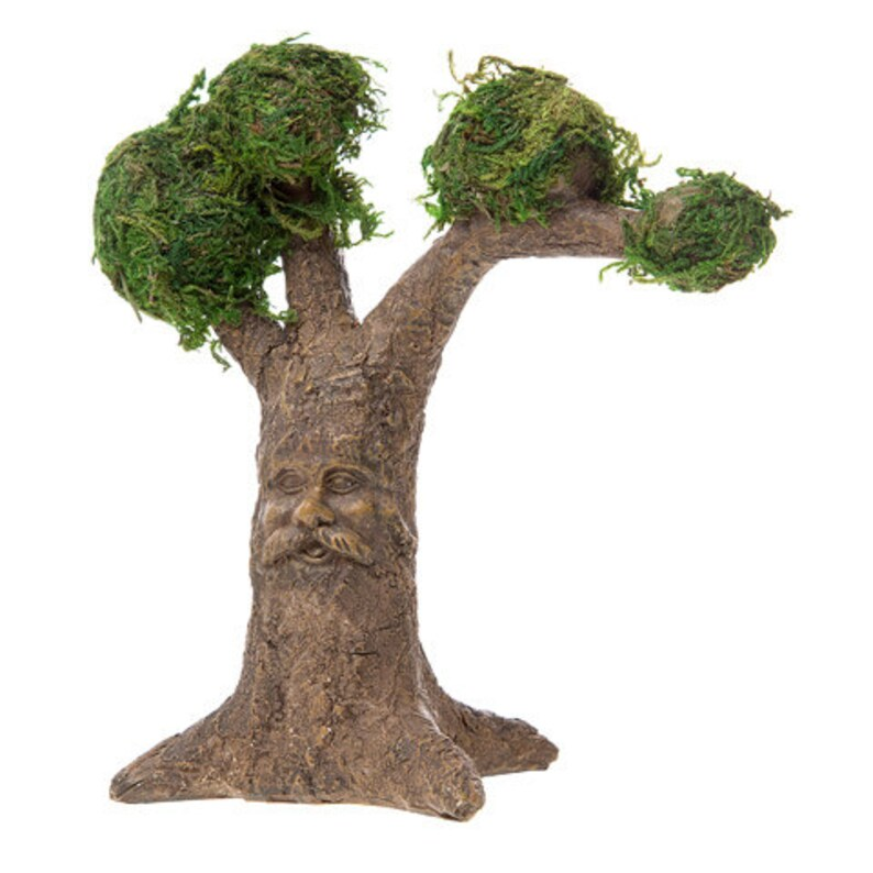Zauberhafte Mini Fee Baum Fee Garten Baum Miniatur Fairy Etsy