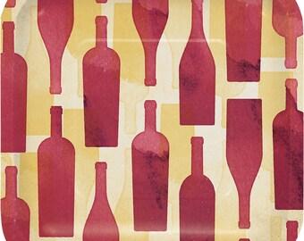 Sip Sip Hooray Party Plates/ Wino Party Plates/ Wine Party Supplies/ Sip Sip Hooray Party Supplies