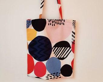 Bag - Cheerful print