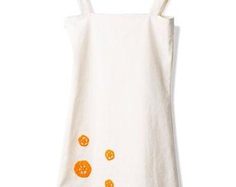 Children's dress sleeveless