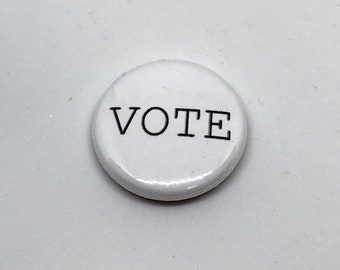 "VOTE 1"" button"