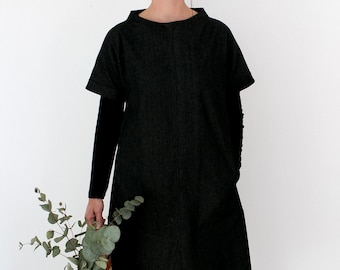 Pattern - Women - The Assembly Line - Cap Sleeve Dress