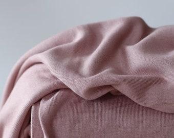 Soft Lima Knit - Knitfabric - Viscose - Meet Milk - Puff