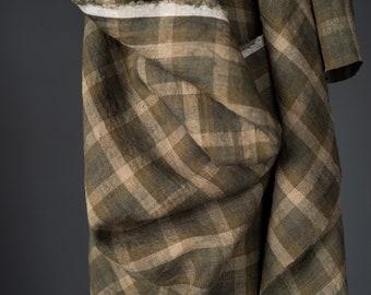 Woven fabric - Linen - Henri Kariert