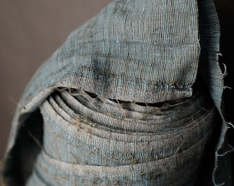 Weaving fabric - Linen - The Wave