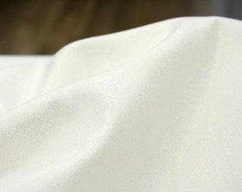 Woven Fabric - Cotton - Kona Sheen - Radiance - White Gold
