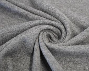 Wool Knit - Merino - Cashmere Touch - Light Grey