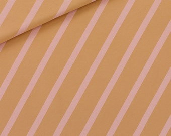 French Terry - Summer Sweat - Cotton - Diagonals XL - Fenugreek Brown