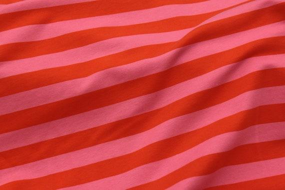 Bio-sweatstoff Soft Sweat bio Gots perros rosa multicolor 1,5m ancho