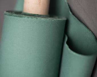 BIO - Dry Oilskin - Woven fabric - Waxed cotton - Storm