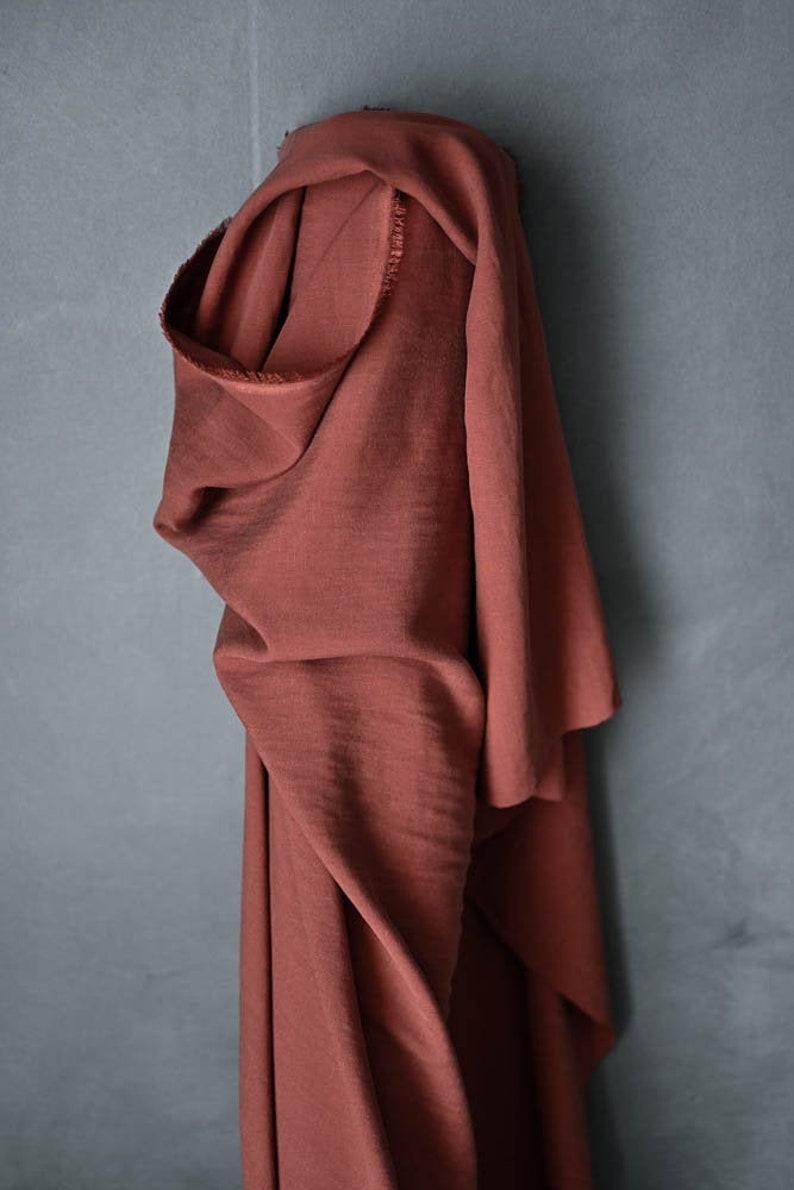 Tencel Linen  Woven fabric  Viscose  London Town image 0