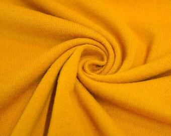 Wool Knit - Merino - Cashmere Touch - Sun Yellow
