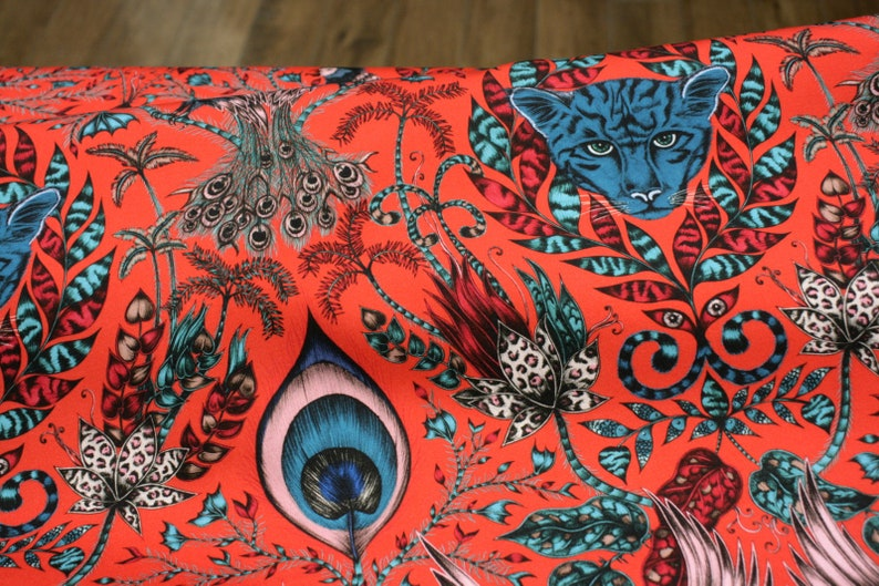 Cotton  Interior Fabric  Decorative Fabric  Weaving Fabric image 0